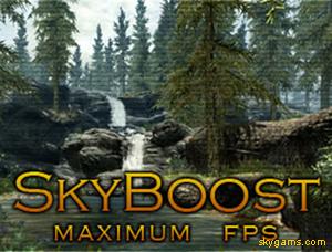 """Плагин Skyboost 4 для игры """"Скайрим"""""""