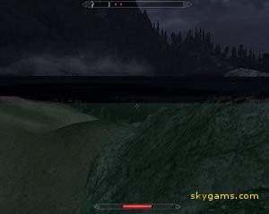 Моды Water  и Green Water для игры Скайрим