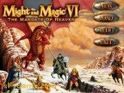 Меч и Магия VI - Благославение Небес