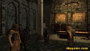 Скайрим - Основной сюжет